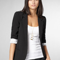 Boyfriend Blazer | Shop Necessary Objects Blazers | fredflare.com | fredflare.com