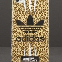 Sole Trader New Iphone 4 and 4s Protective Adidas Case Leopard Claw Marks Skin Cover