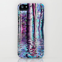 PEACE TREE-TY iPhone & iPod Case by Catspaws