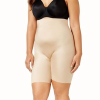 SPANX Nude Plus-Size High-Waisted Super Slimming Shaper