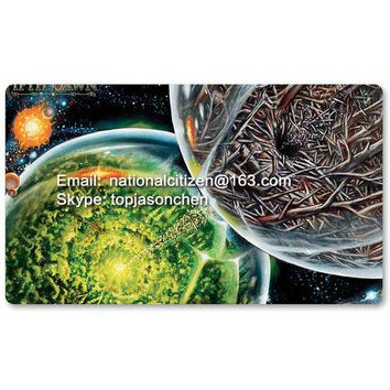ONETOW Many Playmat Choices -Crucible of Worlds- MTG Board Game Mat Table Mat for Magical Mouse Mat the Gathering 60 x 35CM