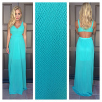 Lola Point Two Maxi Dress