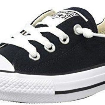 Converse Women s Chuck Taylor All Star Shoreline Slip-on Ox Fashion Sneaker 1ab30b69f4
