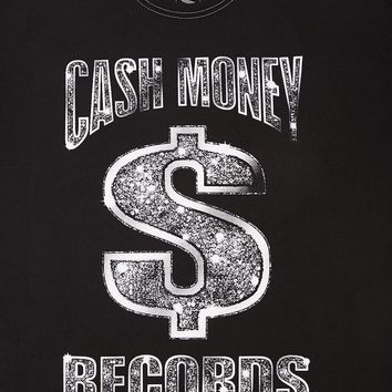 Cash Money Records Graphic Tee
