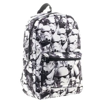 Star Wars Stormtrooper Helmet Backpack (White)