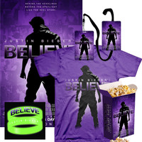 Justin Bieber's Believe | In Theaters Christmas Day | Online Store Web Exclusive