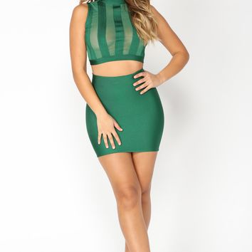 Instant Love Bandage Set - Green