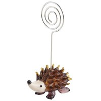 Hedgehog Photo Holder