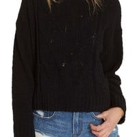 Billabong All Mine Chenille Sweater | Nordstrom