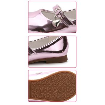 Kids Shoes For Girl Princess Kids Party Shoes Baby School Shoes For Girls Breathable Children Footwear