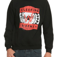 Sleeping With Sirens Record Crew Pullover
