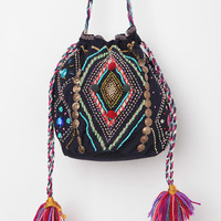 Moroccan Desert Bucket Bag