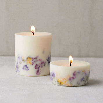 Mini Wild Flowers Candle | Urban Outfitters