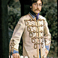 "The Beatles John Lennon 1967 Photo Print 14 x 11"" ..."