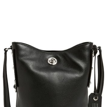 MARC BY MARC JACOBS 'C-Lock' Leather Bucket Bag