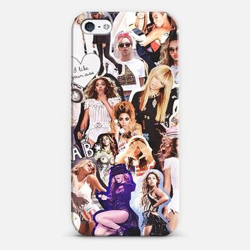 Beyonce Collage iPhone 5 case by ѕтαи∂ιиg σи тнє ѕυи 🐝✨ | Casetify