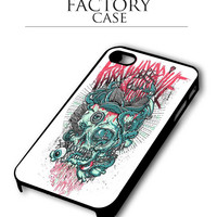 parkway drive poster iPhone 4, iPhone 4s, iPhone 5, iPhone 5s, iPhone 6, iPhone 6+,iPod 4, iPod 5 case