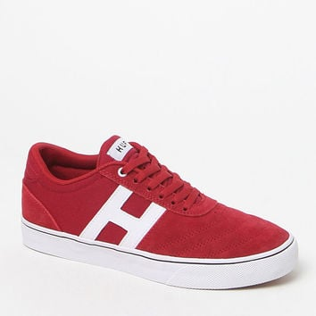 HUF Galaxy Red Shoes at PacSun.com