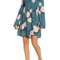 Billabong Night Fox Off the Shoulder Dress | Nordstrom