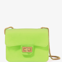 Neon Chain Crossbody