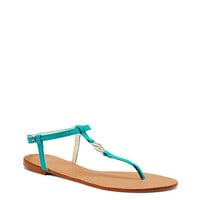 Monogram T-strap Sandal - VS Collection - Victoria's Secret