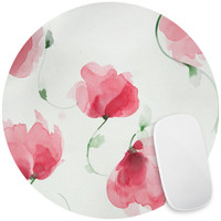 Floral Study Fourteen Mouse Pad Decal