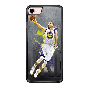 Stephen Curry iPhone 7 Case