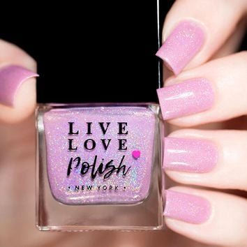 Live Love Polish Hope Nail Polish (Breast Cancer 2017 Collection)