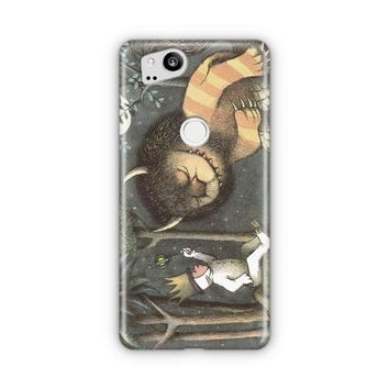 Where The Wild Things Are 2 Google Pixel 3 Case | Casefantasy