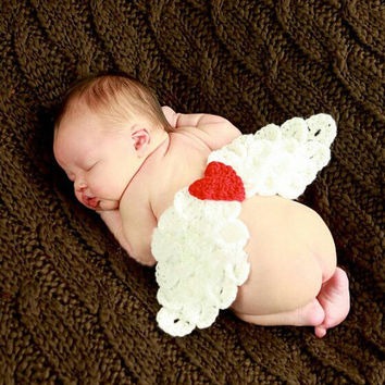 Newborn Baby Girls Boys Crochet Knit Costume Photo Photography Prop = 4457464836