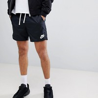 Nike Woven Shorts In Black 832230-010 at asos.com
