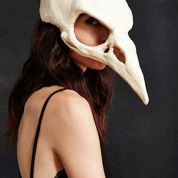 High Noon Creations Bird Skull Mask