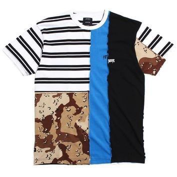 Many Wars T-Shirt Multicolor