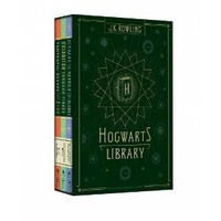 Hogwarts Library (Hardcover) (J. K. Rowling)