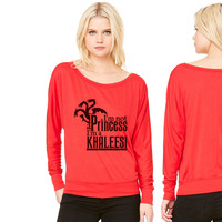 im a khaleesi women's long sleeve tee