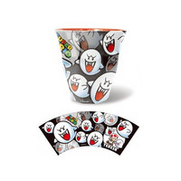 Super Mario Haunted House Ghosts and Toad Bandai Cup