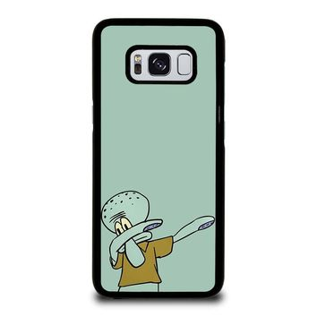 SQUIDWARD DAB Samsung Galaxy S8 Case Cover