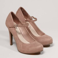 AEO Ankle Strap Pump | American Eagle Outfitters