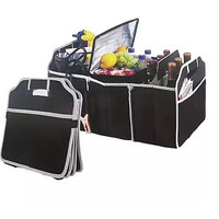 Cool Car Storage Home Trunk Organizer