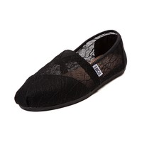 Womens TOMS Classic Lace Casual Shoe