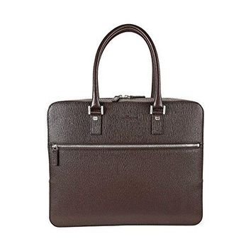 Salvatore Ferragamo Revival Calfskin Briefcase