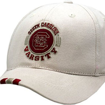 South Carolina Gamecocks Hat Velcro Back Varsity 11526