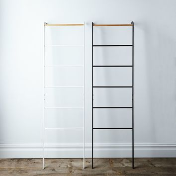 Steel & Wood Leaning Ladder by Food52