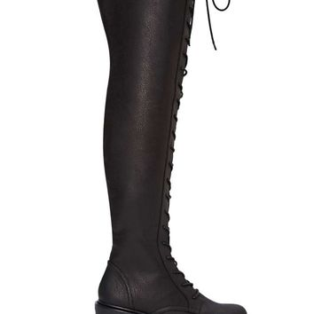 Shoe Cult Colin Knee High Boot