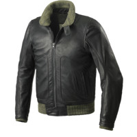 Tank Leather Jacket