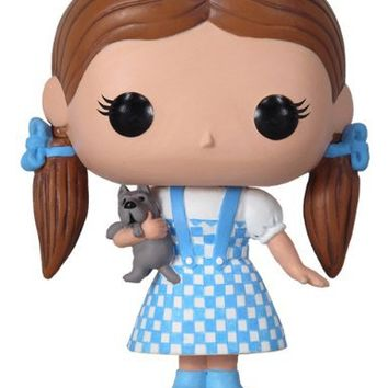 Funko Pop Movies Wizard of Oz Dorothy and Toto Vinyl Figure