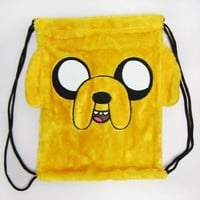 Adventure Time - Jake Big Face Backsack:Amazon:Sports & Outdoors