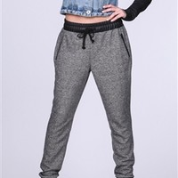 Jogger Sweatpants-Relaxed