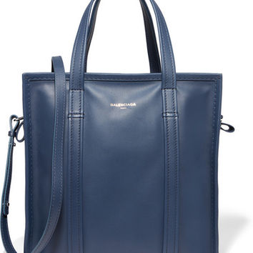 Balenciaga - Bazar leather tote