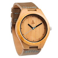 Wooden Watch // Boyd Blue